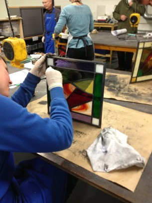 Stained Glass Courses at Creative Glass Guild