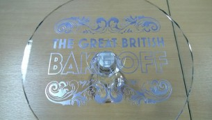 CGG CREATES THE GREAT BRITISH BAKE-OFF TROPHY
