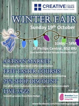 CGG Winter Fair 19/10/2014