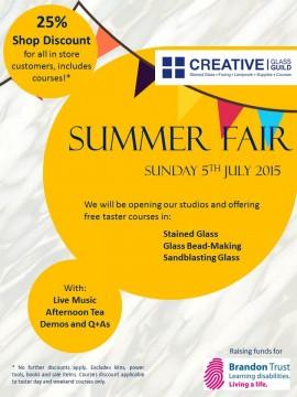 Summer Fair 2015