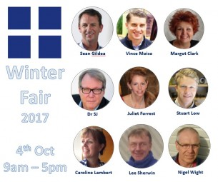 Winter Fair 2017 - Agenda