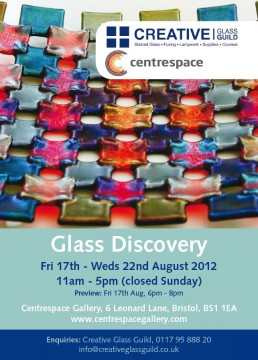 Glass Discovery Exhibiton 2012