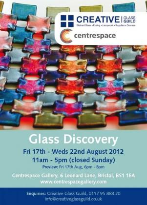 Glass Discovery Exhibiton 2012