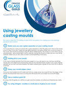 Jewellery casting moulds tutorial
