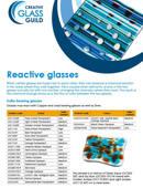 Reactive Glasses
