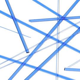 Light blue trans noodles