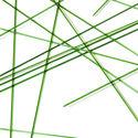 Dark green trans stringers