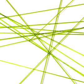 Moss green trans stringers