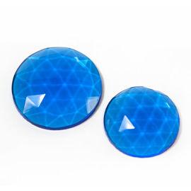 Flatback Faceted Jewels   Aquamarine 2