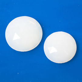 Flatback Faceted Jewels   Opal White