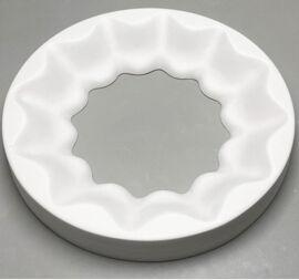 Scalloped shelf ring 1