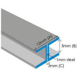 Flat   12x5 reinforced