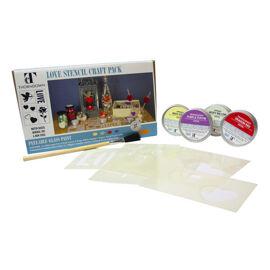 Love stencil kit