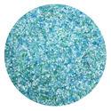 Frit mix blue lagoon