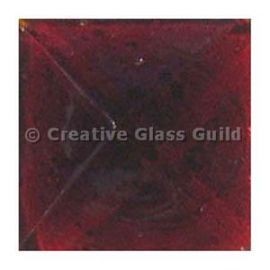 Glass Jewels: Pyramid Red
