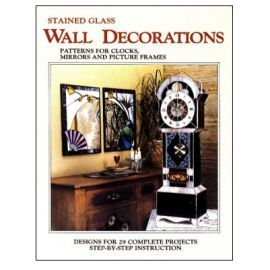 Stained Glass Wall Decorations - Pattern Book