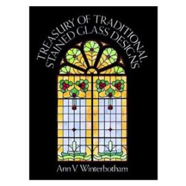 Treasury of Traditional Stained Glass Patterns