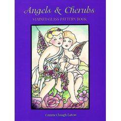 Angels and Cherubs Pattern Book