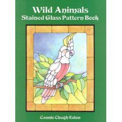 Wild Animals Pattern Book