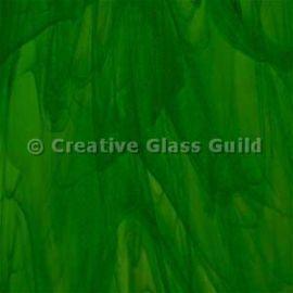 Spectrum Wispy Translucent - Green