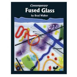 Contemporary Fused Glass (signed)