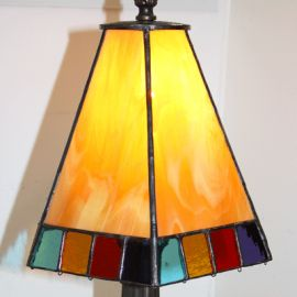 Tiffany Lamp Weekend (Copper foiling)