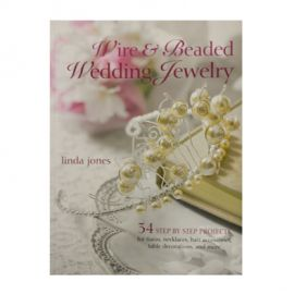 Wire & Beaded Wedding Jewellery