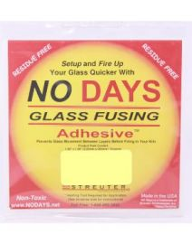 No Daze Glass Fusing Adhesive
