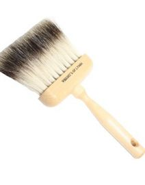 Badger Softening Brush 4 inch Large