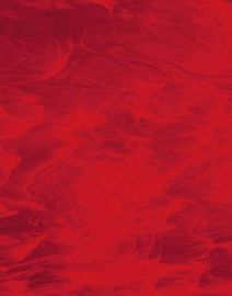 Spectrum Wispy Translucent - Red