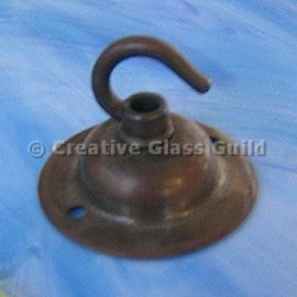 Tiffany Lamps - Antique Ceiling Hook