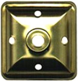 """Square Vented Vase Cap 73mm (2.75"""")"""