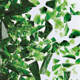 System 96 Frit - Aventurine Green Transparent