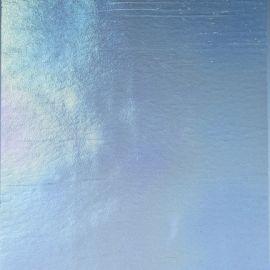 System 96: 3mm - Sapphire Rainbow Iridescent Transparent