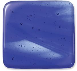 System 96: 3mm Cobalt Blue & Clear Streaky