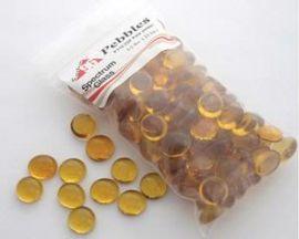 SP 96 Pale Amber Pebbles - trans