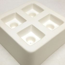 CPLF52_square_knob_casting_mould_creative_paradise_1