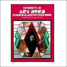 Art Deco: Stained Glass Pattern Book