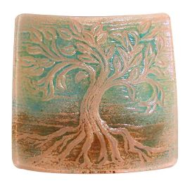 """Small Tree Of LifeTexture Mould 7x7"""""""