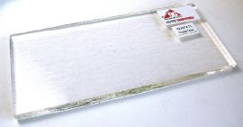 S96 Casting Plate - Crystal Clear