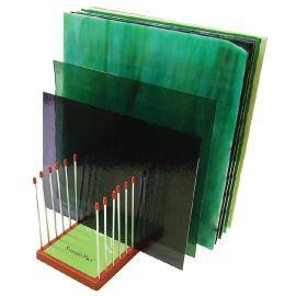 Glass Organiser