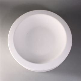 "Round Shallow 10"" Bowl Mould"