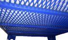 Underfloor-mesh-web