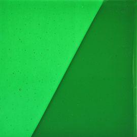 System 96: 2mm THIN Dark Green Transparent