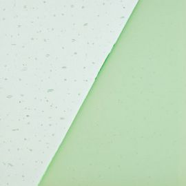 System 96: 2mm THIN Ming Green Transparent