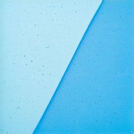 System 96: 2mm THIN Aqua Blue Transparent