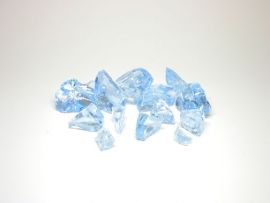 Electric Blue Casting Rocks - 1.36kg (3lb)