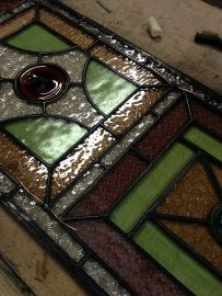 Restoring Stained Glass
