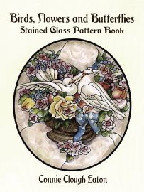 birds.flowers.butterflies.stained.glass.patterns