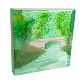 Glass Stack Fusing